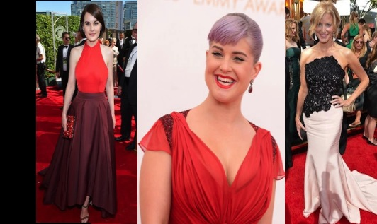 Can we lesser mortals look better than the film stars at the Emmy's?