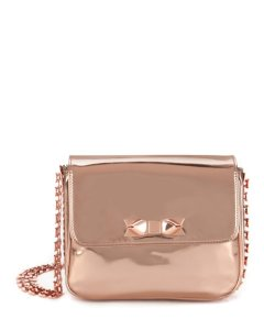 ted baker metallic bag