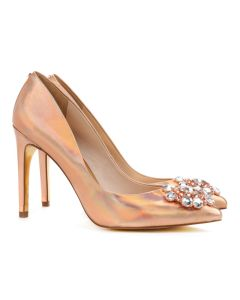 ted baker metallic shoes