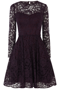 mallary lace dress coast