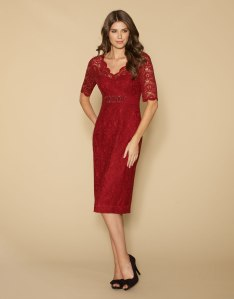 red lace monsoon