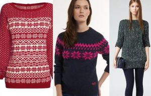 tasteful xmas jumpers