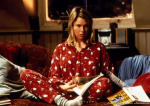 bridget jones in pj's
