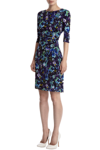 coast floral dress