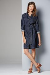 next denim dress