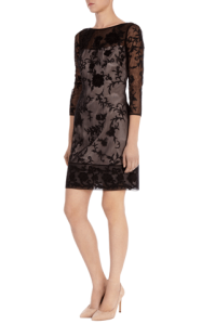see through karen millen dress