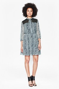 AW14 animal repeat fashion French C