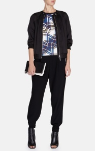 AW14 bomber repeat fashion Karen M