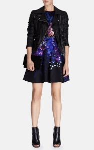 ss14 to aw14 floral dress KM